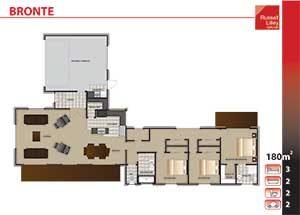 Bronte House Plan